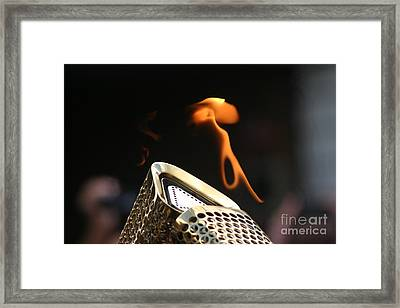 A Moment In History Framed Print by Trinity  Rose