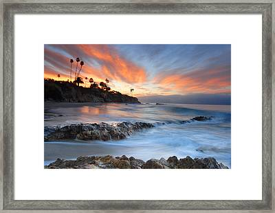 A New Day  Framed Print by Dung Ma