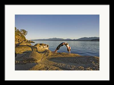Hornby Island Framed Prints