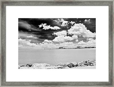 After Irene Framed Print by Don Youngclaus