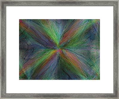 After The Rain 3 Framed Print by Tim Allen