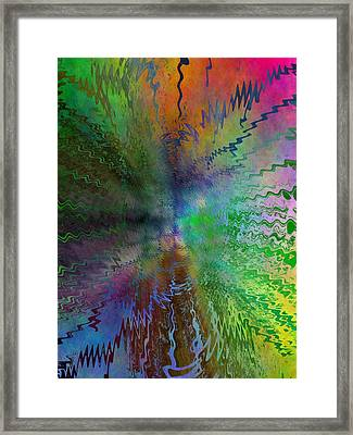 After The Rain  Framed Print by Tim Allen
