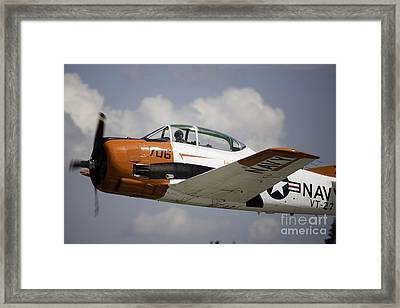 Air Show 6 Framed Print by Darcy Evans