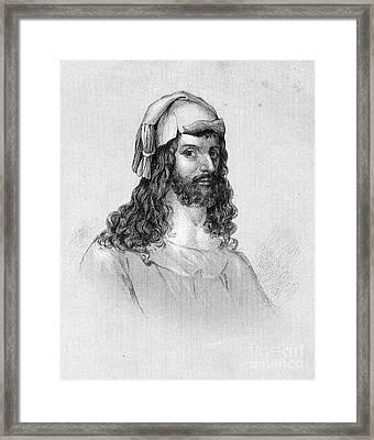 Albrecht D�rer (1471-1528) Framed Print by Granger