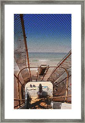 Almost Summer Framed Print by Ron Regalado