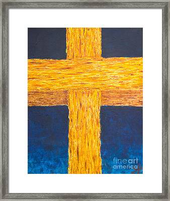 Amazing Grace 2 Framed Print