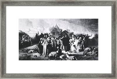 Ambroise Par�, French Surgeon, Pioneer Framed Print