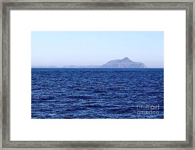 Anacapa Island Framed Print by Henrik Lehnerer