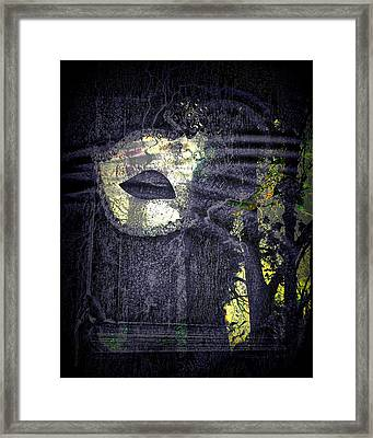 Ancient Knowledge Framed Print by Mimulux patricia no No