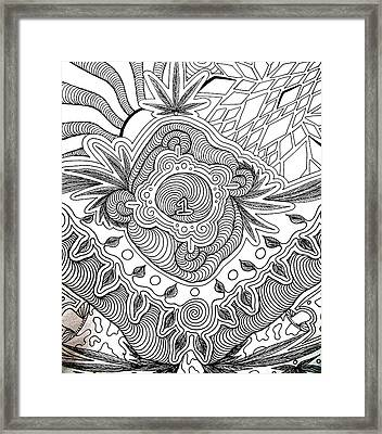 1 Framed Print by Andrew Padula