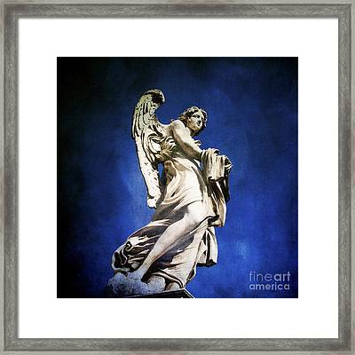Angelo Framed Print by Bernard Jaubert
