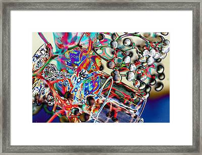 ART Framed Print by Gerald Kloss