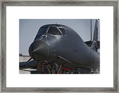 B-1 Bomber Framed Print by Eric Miller