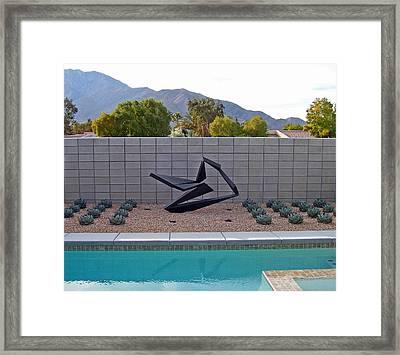 Ballet Framed Print by John Neumann