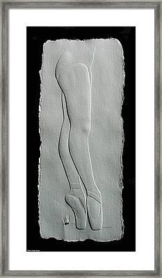 Ballet Framed Print by Suhas Tavkar