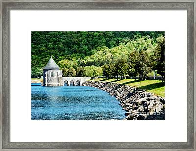Barkhamsted Ct Framed Print by HD Connelly