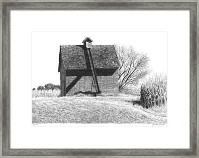 Barn 22 Framed Print