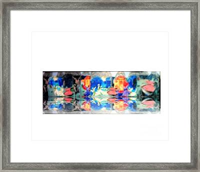 Be Yourself 1 Framed Print by Duygu Kivanc