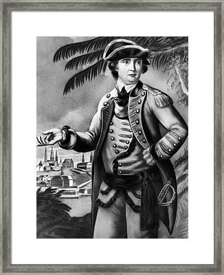 Benedict Arnold 1741-1801, American Framed Print by Everett