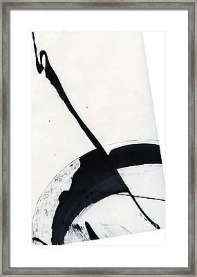 Bird In Flight Framed Print
