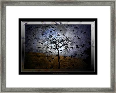 Birthplace Framed Print