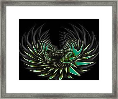 Blossom Framed Print by Christopher Gaston