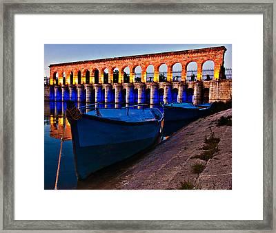 Bridge - 3 Framed Print by Okan YILMAZ