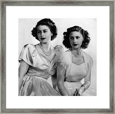 British Royal Family. Future Queen Framed Print
