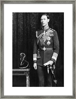 British Royalty. Prince George, Duke Framed Print by Everett