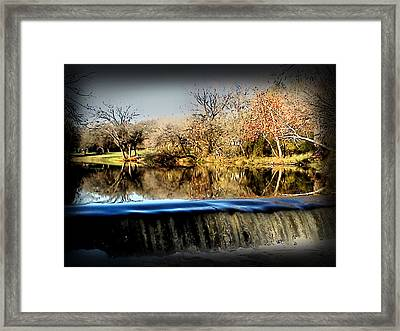 Brushy Creek II Framed Print by James Granberry