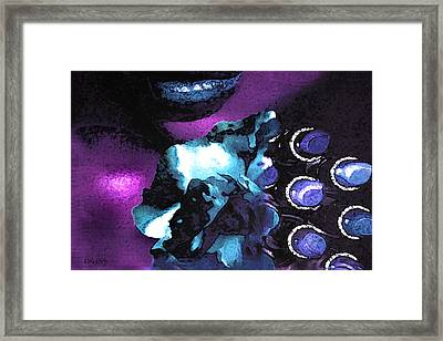Call Of The Wild Framed Print by Paula Ayers