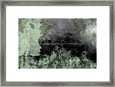 Camo Framed Print by Christopher Gaston