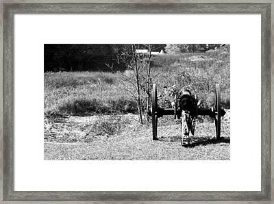 Canon Fire Framed Print by LeeAnn McLaneGoetz McLaneGoetzStudioLLCcom