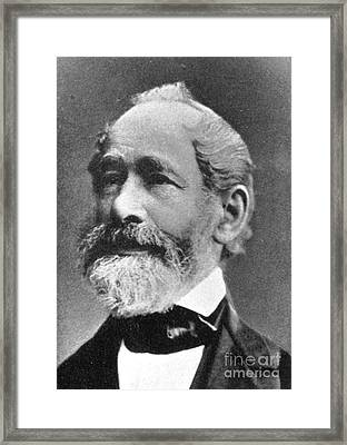 Carl Zeiss Framed Print by Science Source