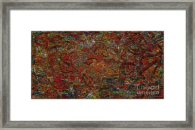 Carnival Framed Print by Mindy Newman