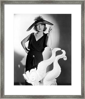Carole Lombard, 1936 Framed Print by Everett