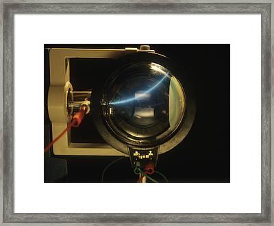 Cathode Ray Tube Framed Print by Andrew Lambert Photography