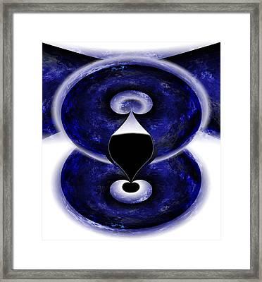 Cauldron Framed Print by Christopher Gaston