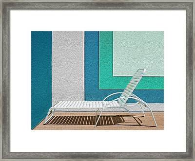 Chaising Framed Print by Paul Wear
