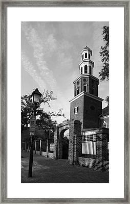 Christ Church Episcopal IIi Framed Print
