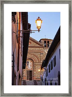 Church Framed Print by Jeremy Woodhouse