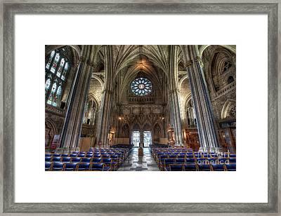 Church Of England Framed Print