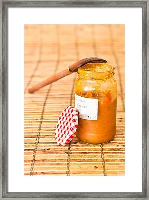 Chutney Framed Print by Tom Gowanlock