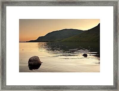 Close To Water Framed Print by Svetlana Sewell