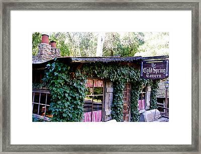 Cold Spring Tavern Framed Print
