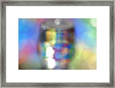 Color Study 2 Framed Print by Al Hurley