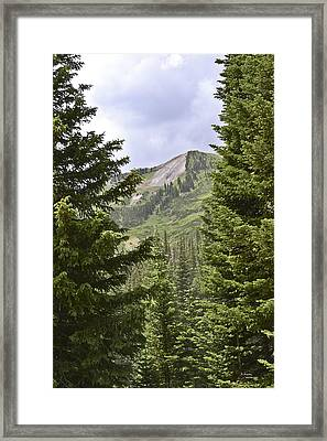 Colorado Beauty Framed Print