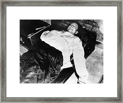 Commander-in-chief Of The Luftwaffe Framed Print
