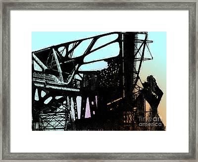Comp 5 Framed Print