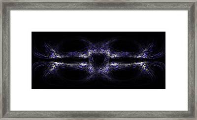 Connection Framed Print